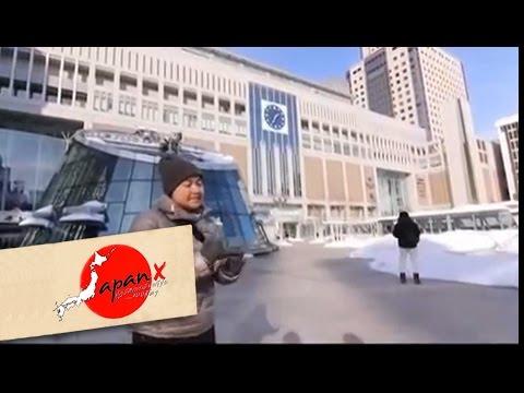 JAPAN X : EP50 - 1/4 Winter In Hokkaido  Part VI  (Sapporo)