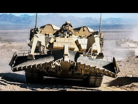 10 Best Armored Engineering Vehicles In The World