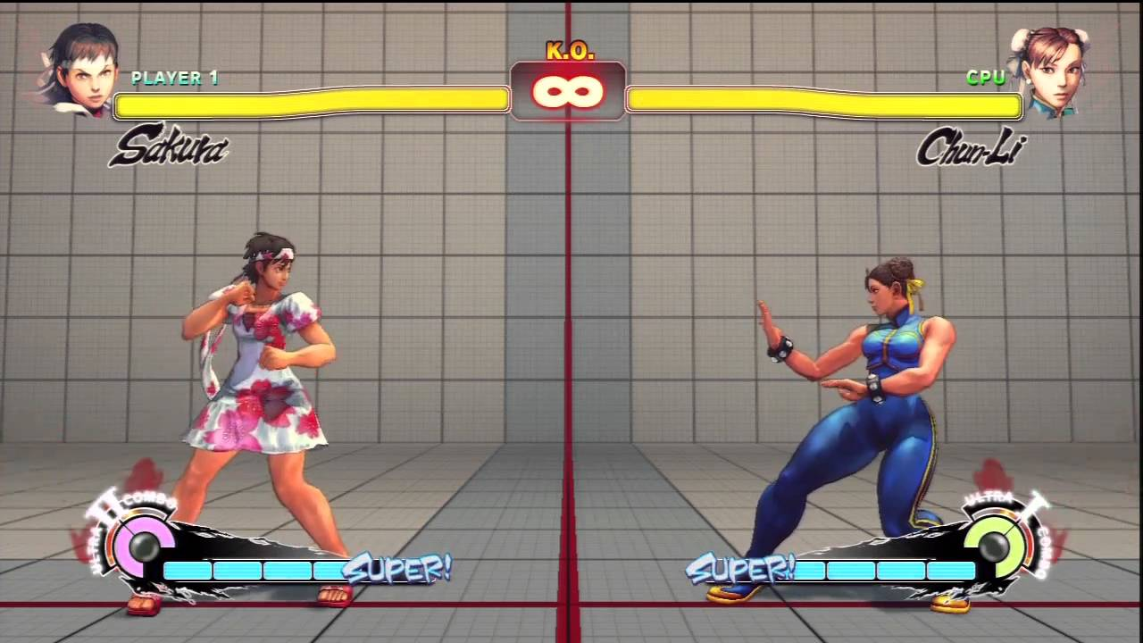 Super Street Fighter Iv Femme Fatale Costume Pack Youtube