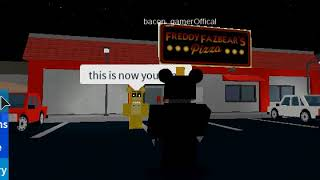 roblox five nights at freddys: golden freddy vs nightmare and nightmare fredbear