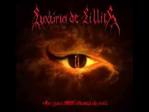 Luxúria de Lillith - Olhe para mim criança de Satã - Full Album, 2013.