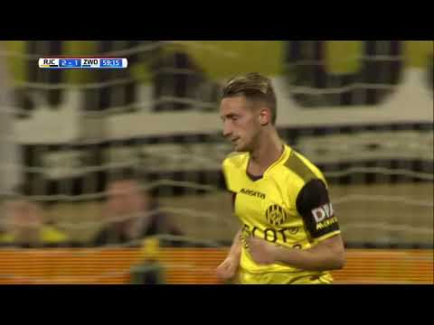 [samenvatting] Roda JC Kerkrade - PEC Zwolle 7 april 2018