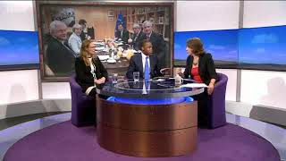 Daily Politics: The EU's stance on Brexit transition period