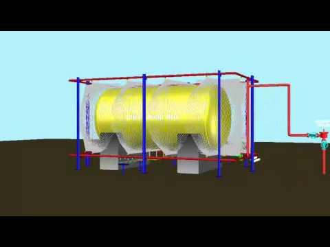 Bulk LPG Storage Tank System - GASCO