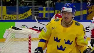 VM 2018 - Sverige vs Österike 7 - 0