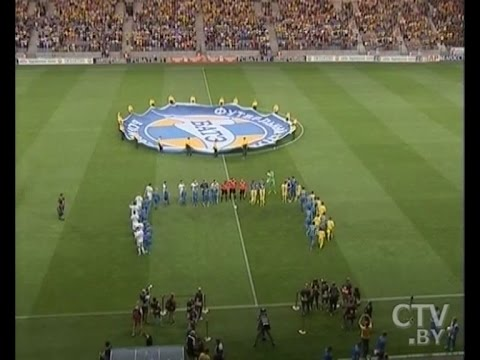 БАТЭ обыграл «Дандолк» в домашнем матче 3-го квалификационного раунда Лиги чемпионов