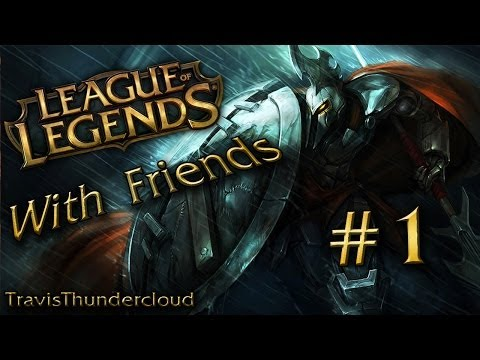 FULL METAL PANTHEON 5v5 | League of Legends with Friends #1