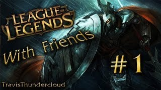 FULL METAL PANTHEON 5v5   League of Legends with Friends #1