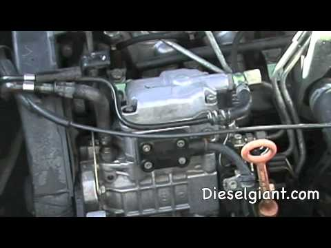 VW Jetta Tdi IP Seal R&R Part 3