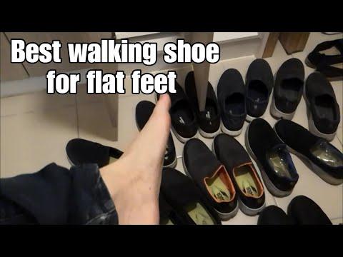 Best Walking Shoe for Flat Feet I wear them everyday