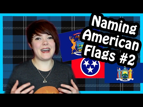 Naming American Flags #2