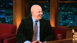 Craig Ferguson 04/02/2011 Part3of4 Late Late Show with Matt Lucas