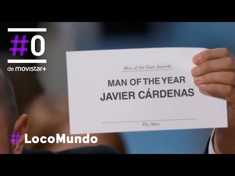 LocoMundo: Javier Cárdenas, hombre del año #LocoMundoFranquismo   #0