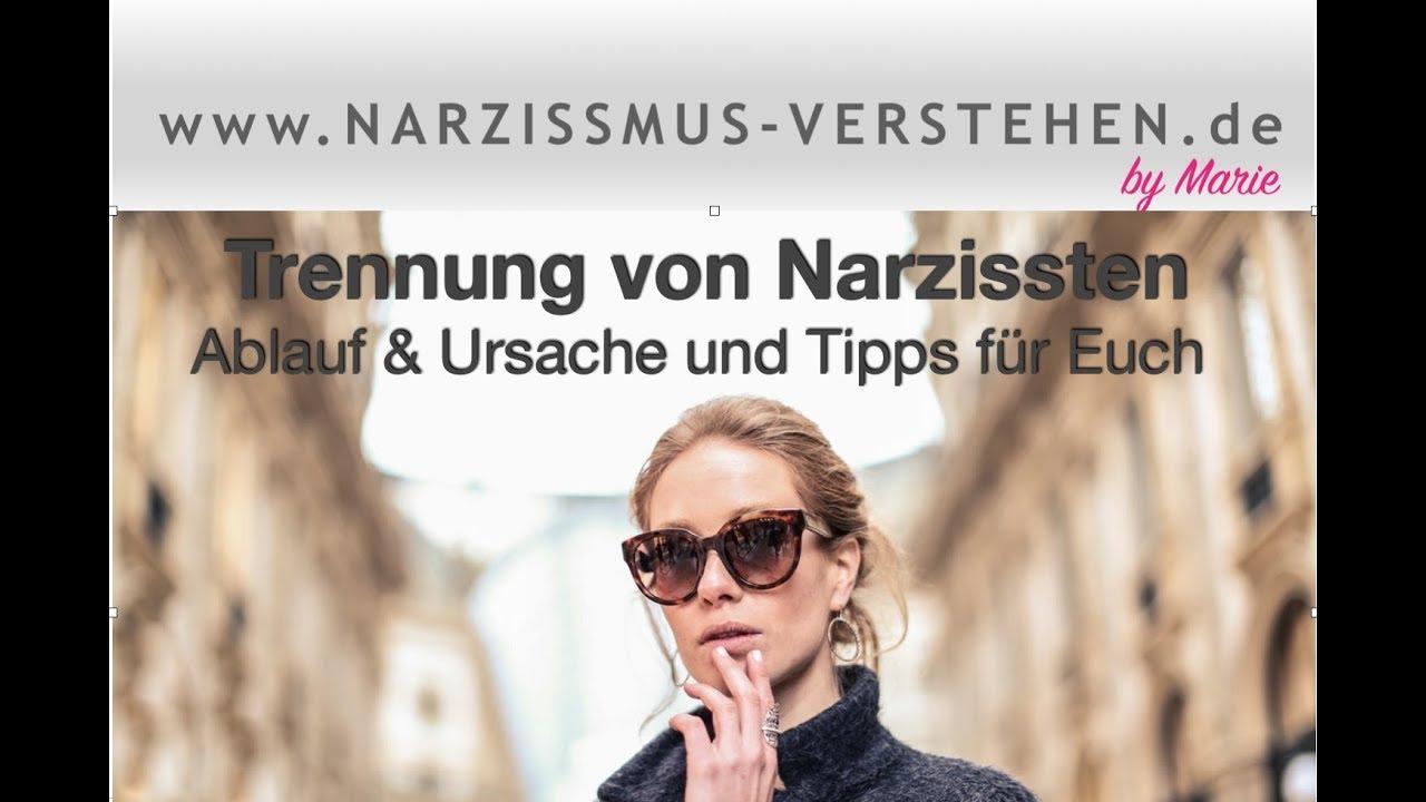 Narzissmus: Die Trennung von Narzissten, Ablauf & Ursache