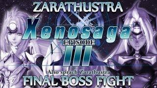 Ⓦ Xenosaga Episode 3 Walkthrough - Zarathustra - Final Boss Fight