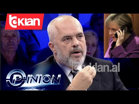 Rama: Me mori Merkel ne telefon, Fevziu: S'kishte pune tjeter?