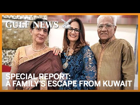 30 years of the Gulf War: One Indian family's escape from Kuwait