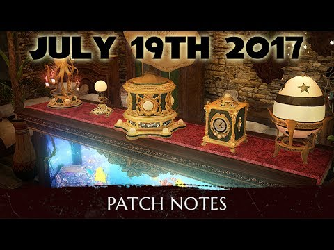 BDO Patch Notes Weekly | July 19th 2017 | Black Desert Online | Rinku Talks