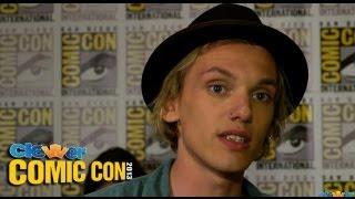 Jamie Campbell Bower Talks Favorite Scene in The Mortal Instruments: 2013 Comic-Con