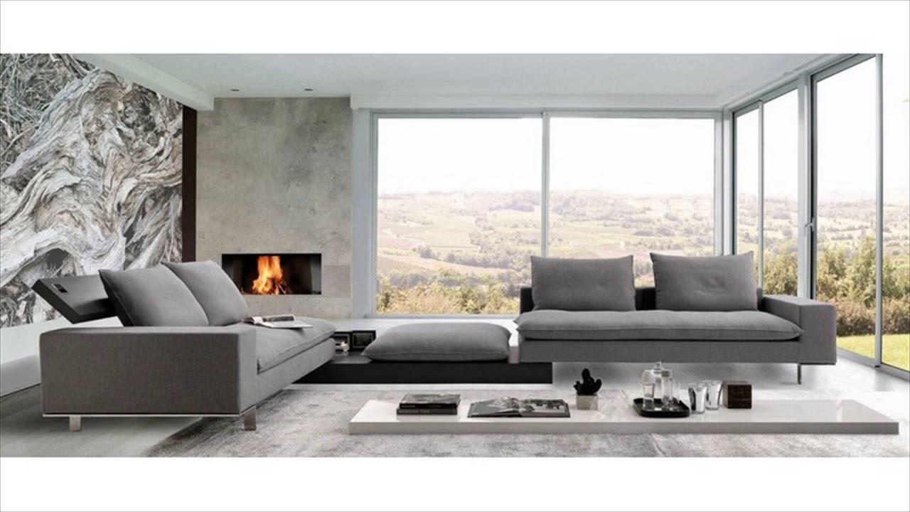 Italian Sofa Beds Modern - YouTube