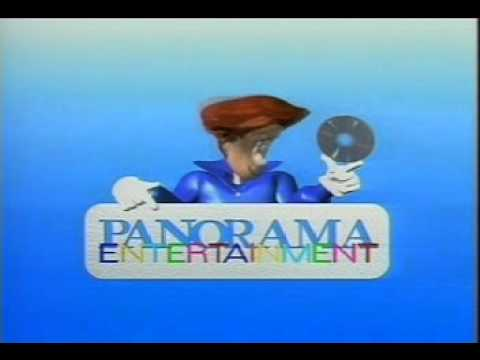 Panorama Entertainment VCD Logo Hong Kong