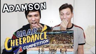 UAAP CDC Season 81: Adamson Pep Squad | Full Performance | REACTION