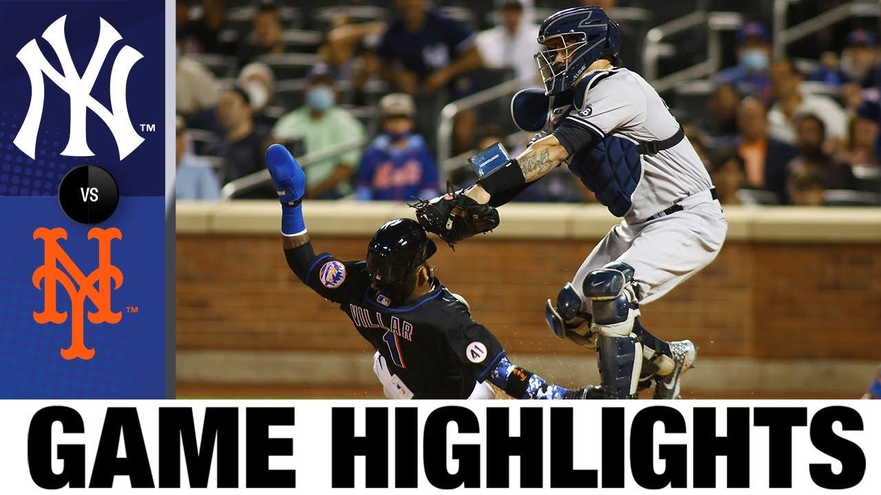 Download Yankees vs. Mets Game Highlights (9/10/21)   MLB Highlights
