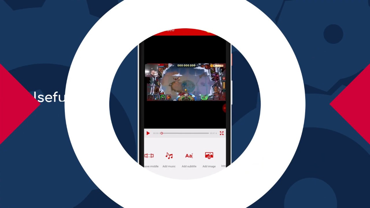 Screen Recorder With Facecam - Smartphone screen shooting with audio