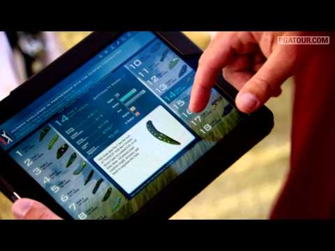 Free PGA TOUR iPad app launches to rave reviews