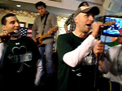 Al Hughes Dukes singing live...