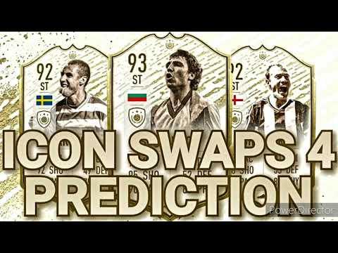 Icon Swaps 4 SBC Predictions | FIFA 20 | ICON SWAPS 4 SQUAD BUILDING CHALLENGE Prediction