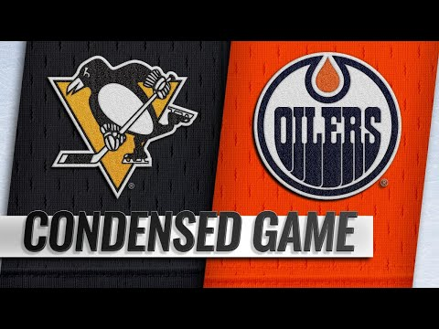 10/23/18 Condensed Game: Penguins @ Oilers