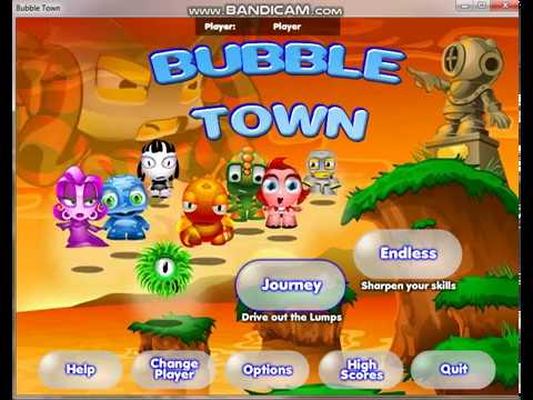 Bubble Town Playthrough Part 1