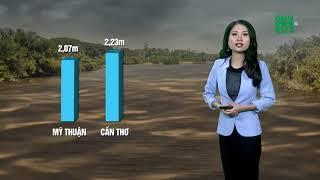 Thời tiết tổng hợp 19h 13/10/2018:Bắc Bộ phổ biến ít mưa, có nắng vào trưa chiều| VTC14