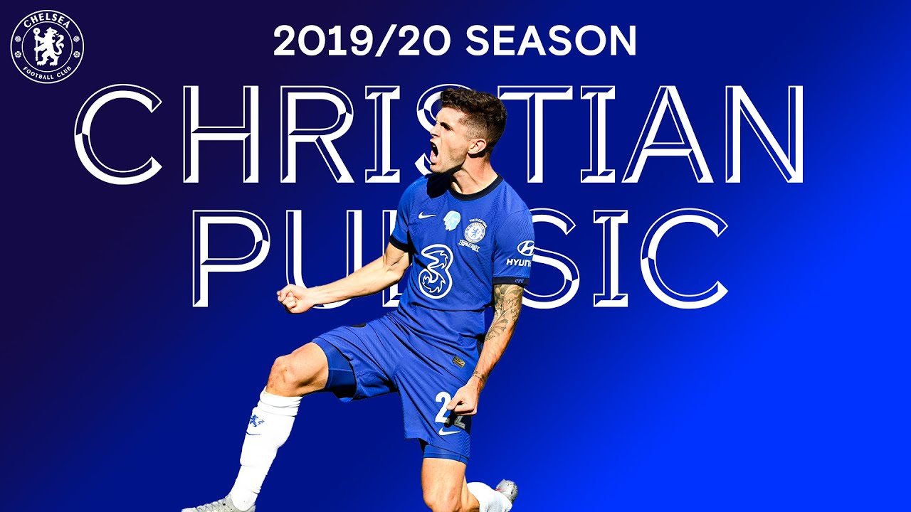 Download Christian Pulisic | 2019/20 Season | Every Goal & Assist