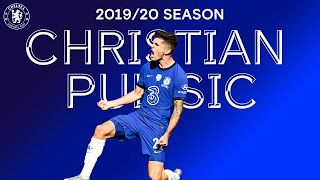 Christian Pulisic | 2019/20 Season | Every Goal & Assist