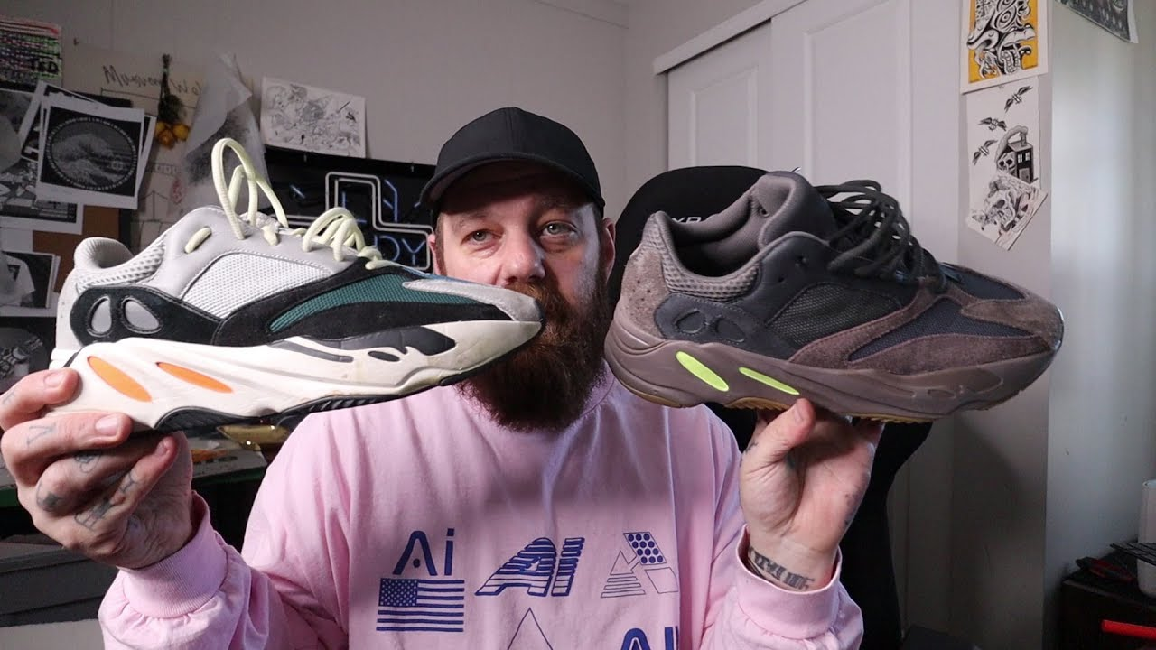 Adidas is Losing me with 4D + The Better Yeezy 700 ? + Why I dont dress up  for Halloween