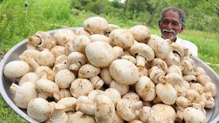 Mushroom Biryani Recipe | Delicious Mushroom Recipe by Grandpa