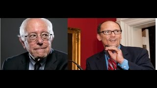 Bernie Sanders Tours Country With Tom Perez, Cons People Back to the Democratic Party; Revolution!??