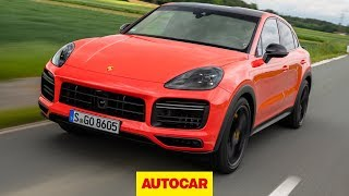 2019 Porsche Cayenne Coupe review - is this the best high performance SUV you can buy?