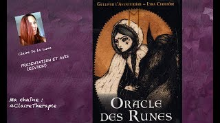 🍁Oracle des Runes (review, video) -  Gulliver l'Aventurière, Lyra Ceoltoir