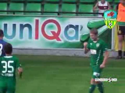 (GOALS) FC Academia - Zimbru 0-3 (10.08.13) Divizia Nationala 2013-14, week 3