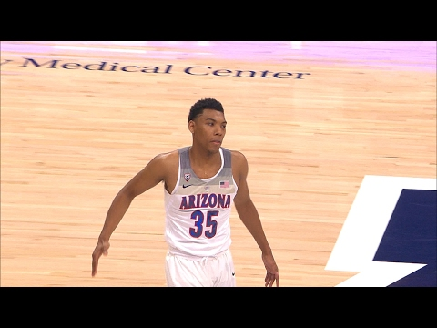 Highlights: Allonzo Trier leads No. 4 Arizona men's basketball to win over USC