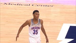 Highlights: Allonzo Trier leads No. 4 Arizona men