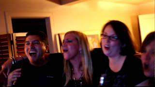 """That's What Friends are For"" by the Girls Night Out Karaoke Crew"