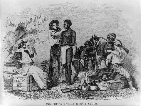 Genetic testing could soon help understand transatlantic slave trade