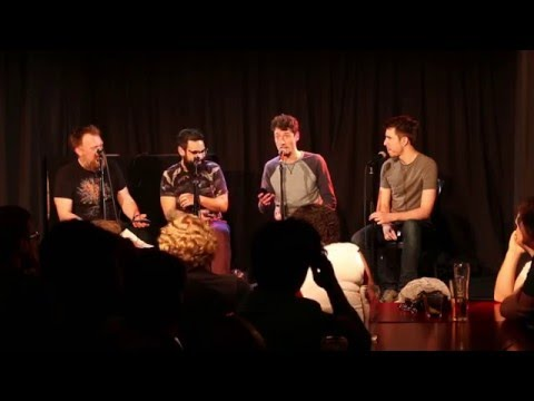 Regular Features 189: Four Melting Men (Live at the Canal Cafe Theatre)