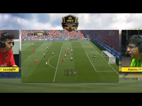 FIFA 17 Ultimate Team Championship America Semi Final Playst