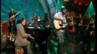 "Dave Swift on Bass with Jools Holland backing Ray Lamontagne ""Three More Days"""
