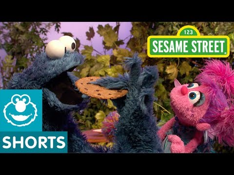 Sesame Street: Cookie Monster Shares Cookies with Abby